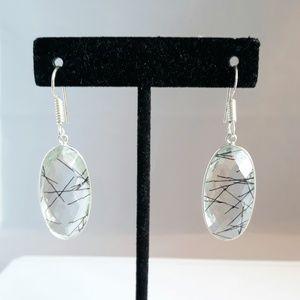 Jewelry - 💎 Black Rutile Earrings
